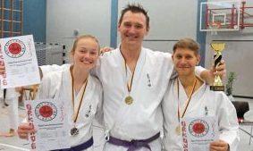 Gold für das Grevener Freikampf-Team