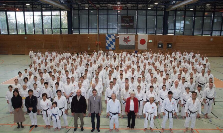 München – Takudai Lehrgang 2019