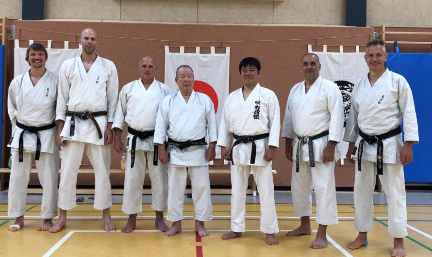 Erfolgreiche Schwarzgurtprüfungen für Grevener Karateka