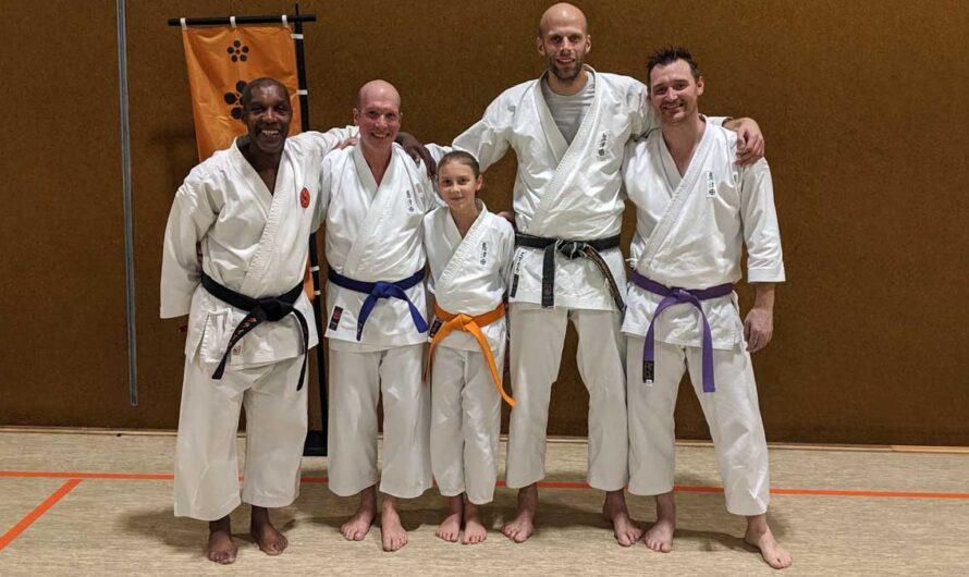 Tomo Training in Bad Oeynhausen
